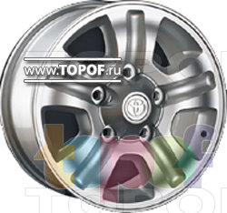 Колесные диски Replica HTS TO3. Изображение модели #1