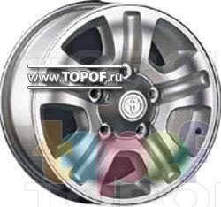 Колесные диски Replica HTS TO5. Изображение модели #1