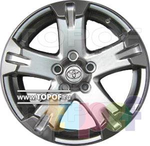 Колесные диски Replica HTS TO9