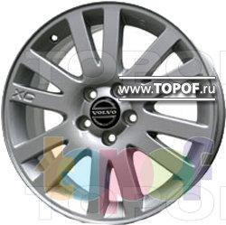 Колесные диски Replica HTS VO1. Изображение модели #1