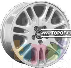 Колесные диски Replica HTS VO2. Изображение модели #1