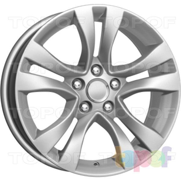 Колесные диски Replica КиК Chevrolet Cruze