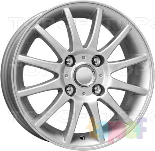 Колесные диски Replica КиК Chevrolet Lacetti. Изображение модели #1