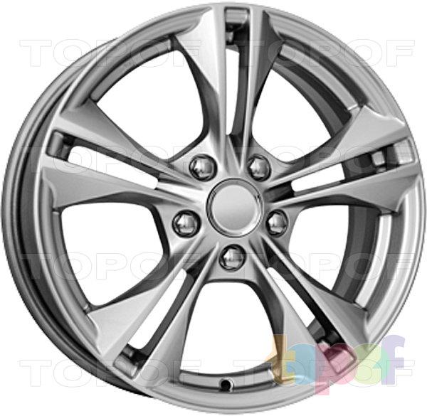 Колесные диски Replica КиК Ford Focus