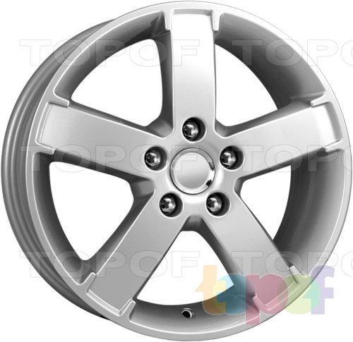 Колесные диски Replica КиК Ford Focus II