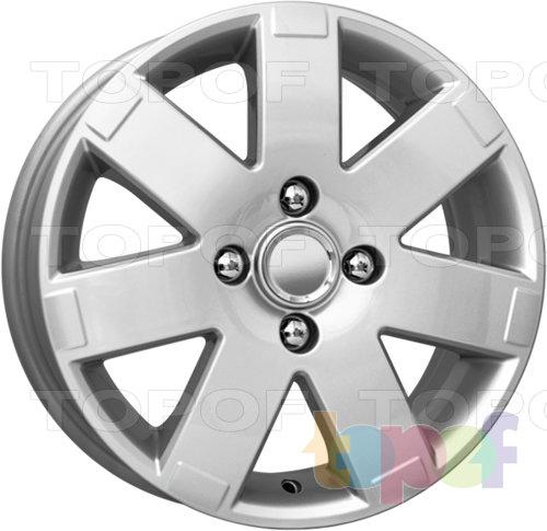 Колесные диски Replica КиК Ford Fusion