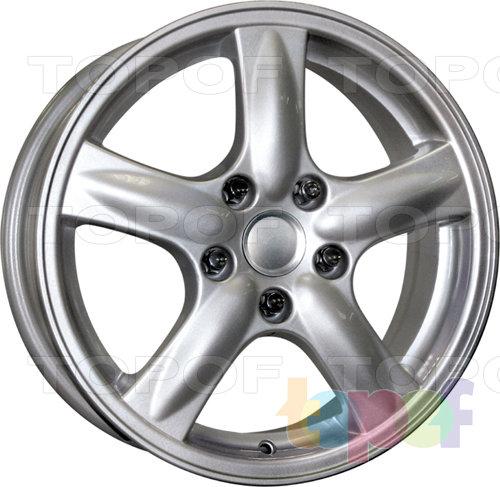 Колесные диски Replica КиК Honda Accord