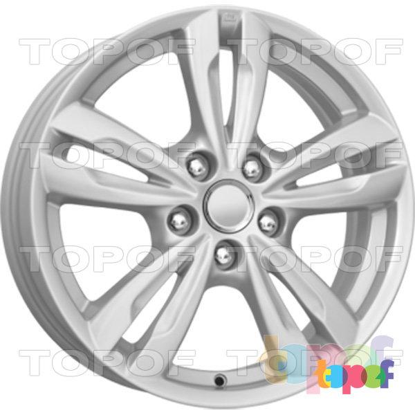 Колесные диски Replica КиК Hyundai IX35