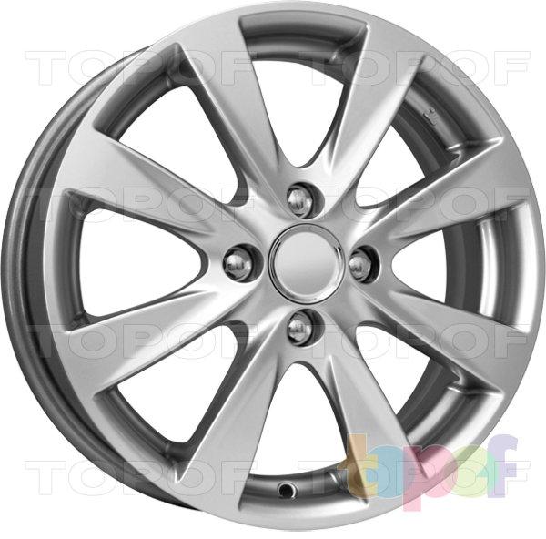 Колесные диски Replica КиК Hyundai Solaris