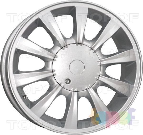 Колесные диски Replica КиК Hyundai Sonata