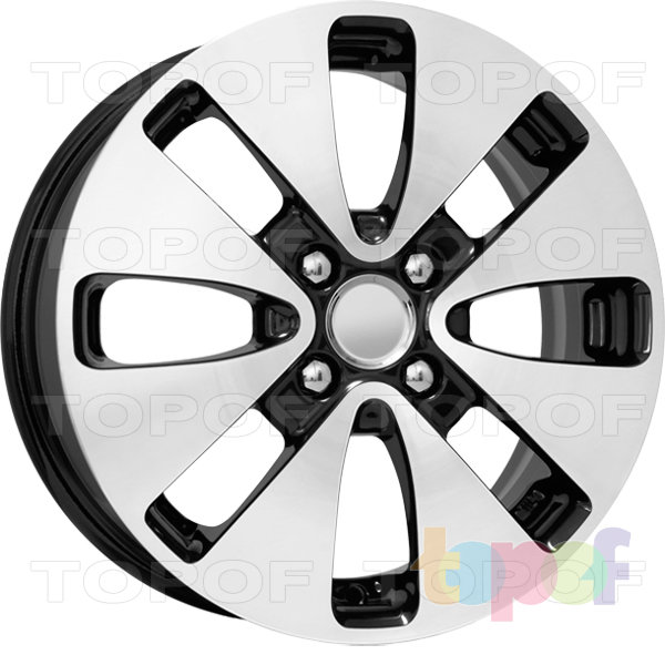 Колесные диски Replica КиК Kia Rio
