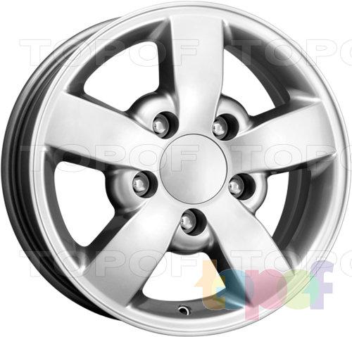 Колесные диски Replica КиК Kia Sorento