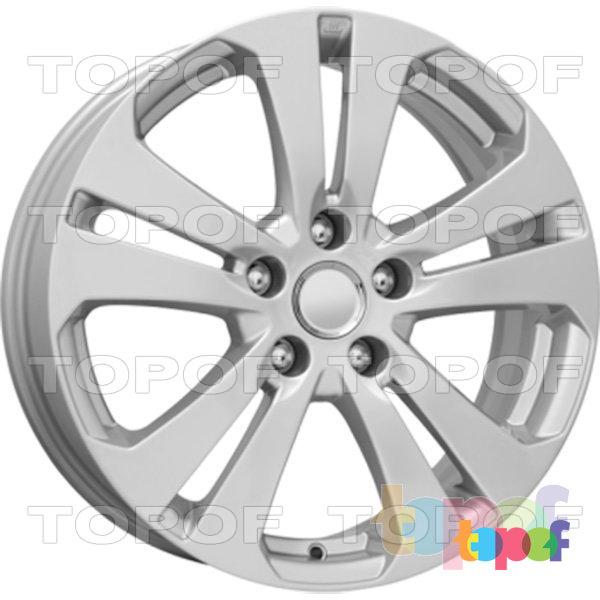 Колесные диски Replica КиК Kia Sportage SL. Изображение модели #1