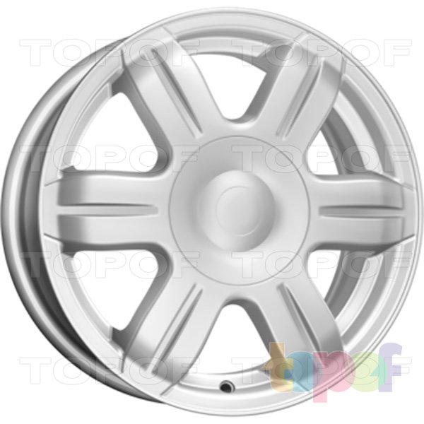 Колесные диски Replica КиК КС670