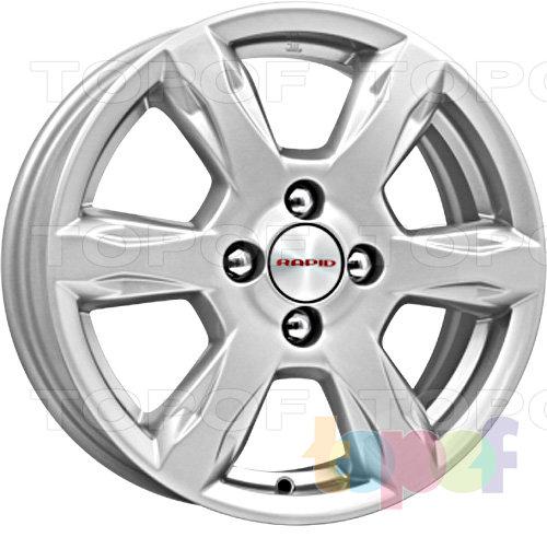Колесные диски Replica КиК КС693