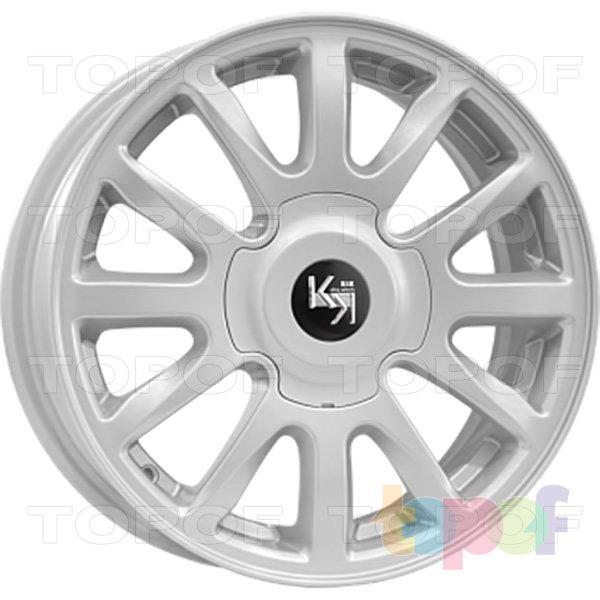 Колесные диски Replica КиК Lada Гранта Люкс