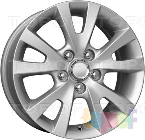 Колесные диски Replica КиК Mazda 3