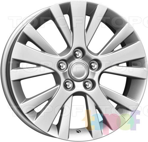Колесные диски Replica КиК Mazda GH