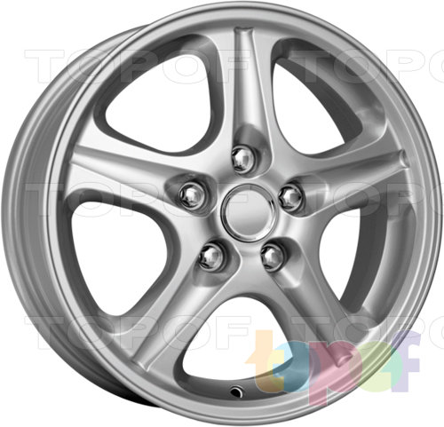 Колесные диски Replica КиК Mitsubishi Outlander
