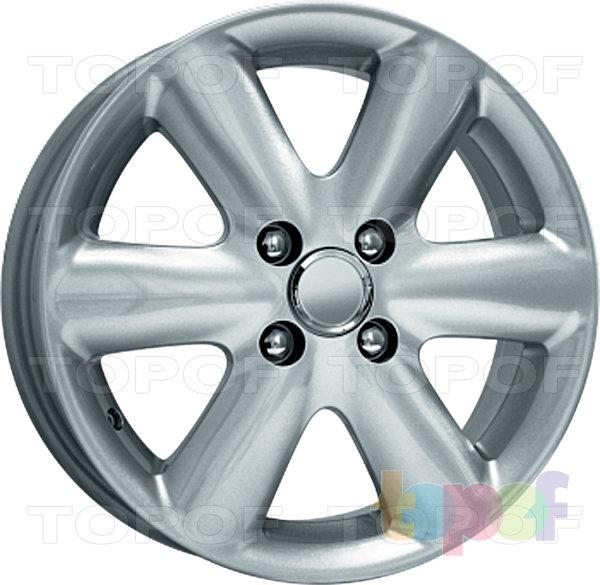 Колесные диски Replica КиК Nissan Note