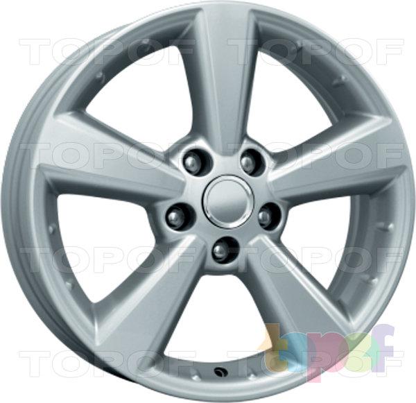 Колесные диски Replica КиК Nissan Qashqai