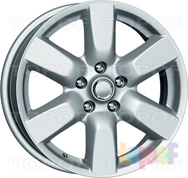 Колесные диски Replica КиК Nissan X-Trail