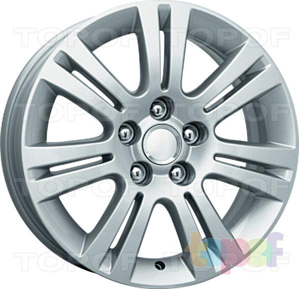 Колесные диски Replica КиК Opel Astra
