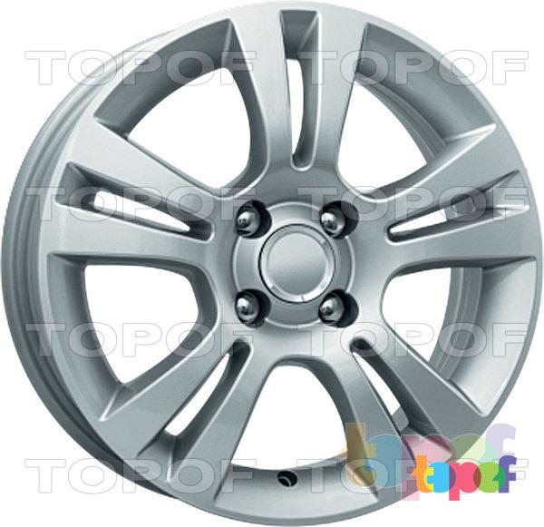 Колесные диски Replica КиК Opel Corsa