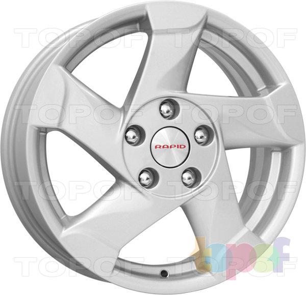 Колесные диски Replica КиК Renault Duster