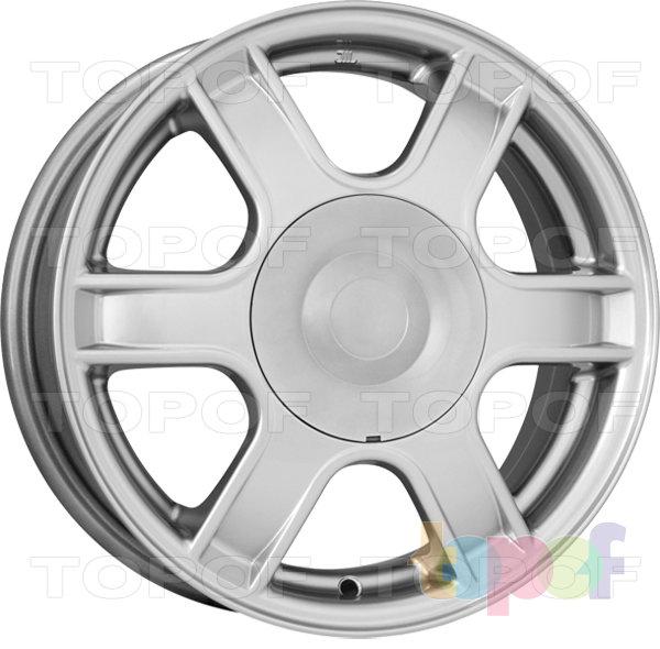 Колесные диски Replica КиК Renault Logan