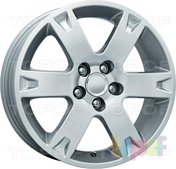 Колесные диски Replica КиК Toyota Avensis (КС238)