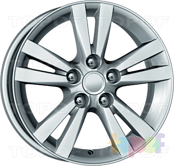 Колесные диски Replica КиК Toyota Avensis (КС505)