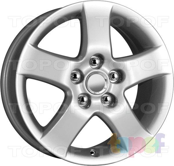 Колесные диски Replica КиК Toyota Camry V3