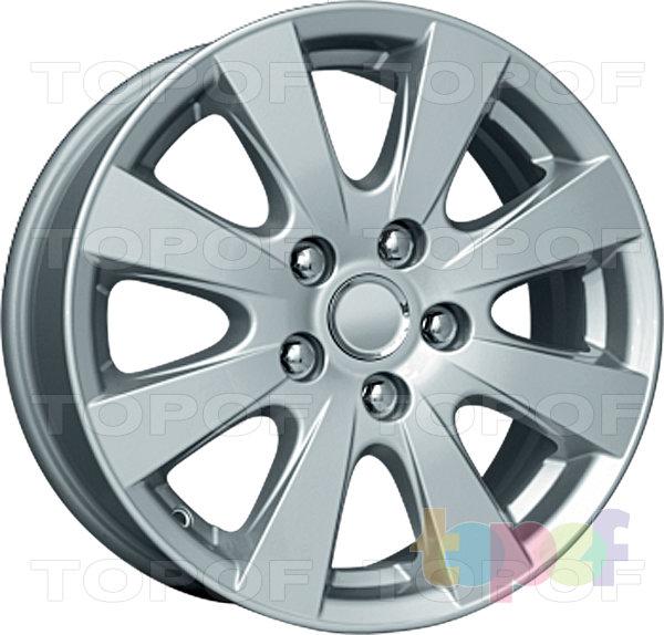 Колесные диски Replica КиК Toyota Camry V4. Изображение модели #1