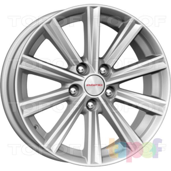 Колесные диски Replica КиК Toyota Camry V5