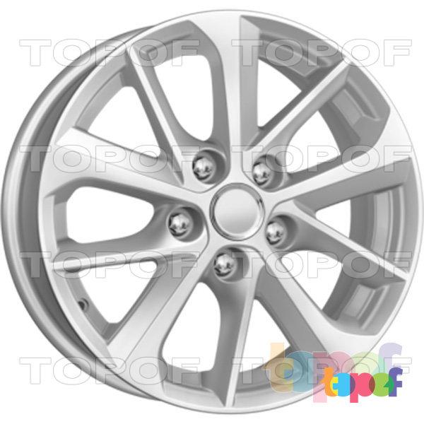 Колесные диски Replica КиК Toyota Corolla E18. Изображение модели #1