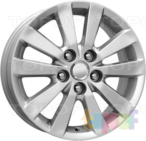 Колесные диски Replica КиК Toyota Corolla (КС422)