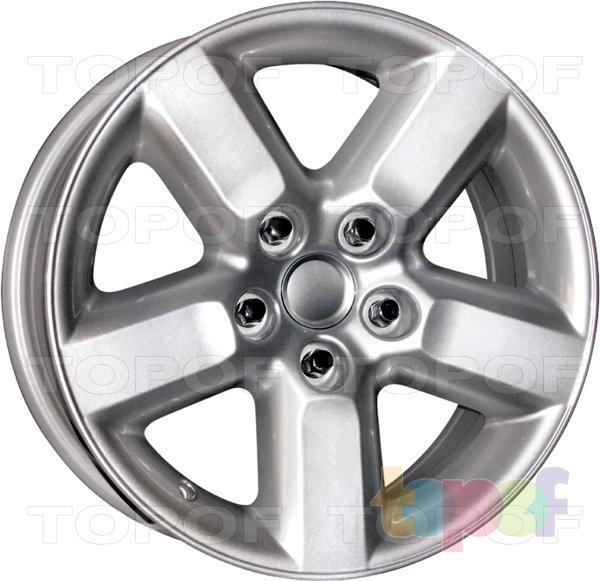 Колесные диски Replica КиК Toyota RAV4
