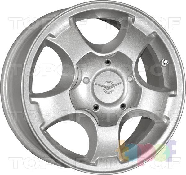 Колесные диски Replica КиК УАЗ