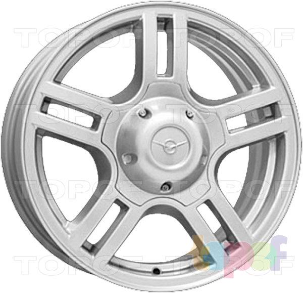 Колесные диски Replica КиК УАЗ Патриот