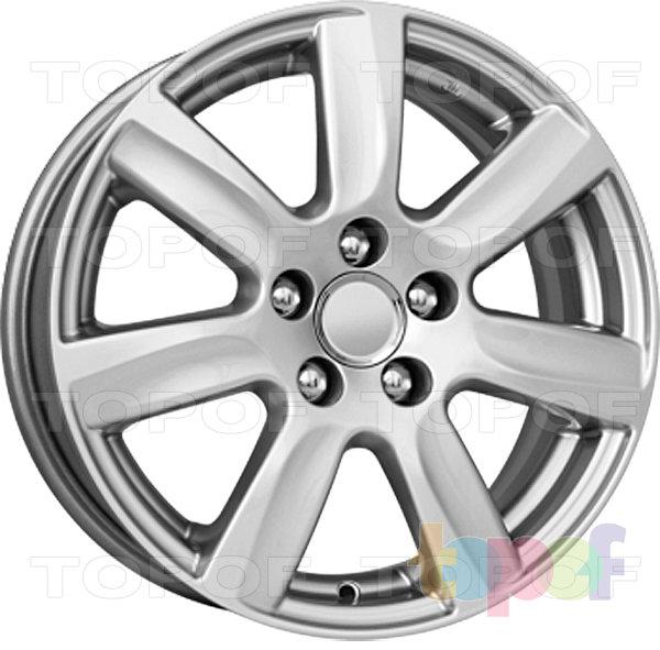 Колесные диски Replica КиК Volkswagen Polo