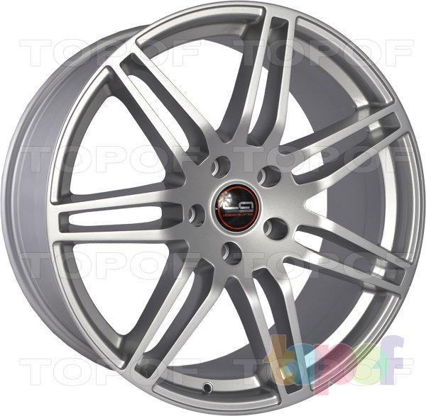 Колесные диски Replica LegeArtis A25. Цвет Silver