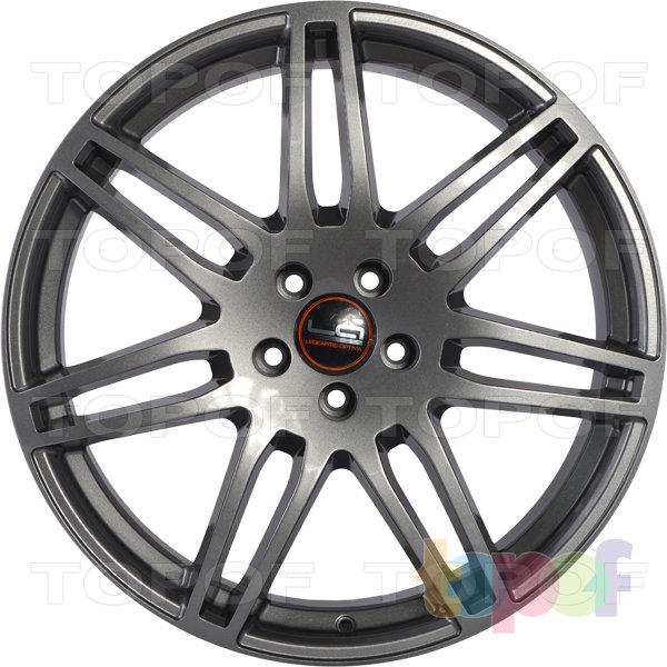 Колесные диски Replica LegeArtis A25. Цвет серый матовый