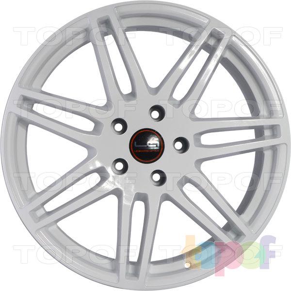 Колесные диски Replica LegeArtis A25. Цвет белый