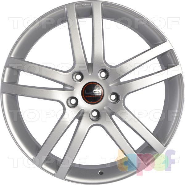 Колесные диски Replica LegeArtis A26. Цвет silver