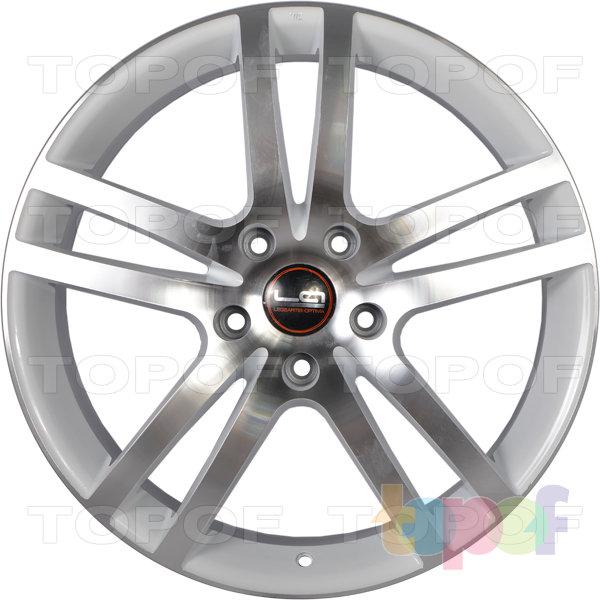 Колесные диски Replica LegeArtis A26. Цвет белый полированный