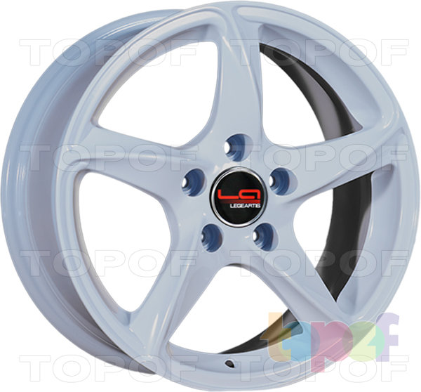 Колесные диски Replica LegeArtis A32. Цвет W