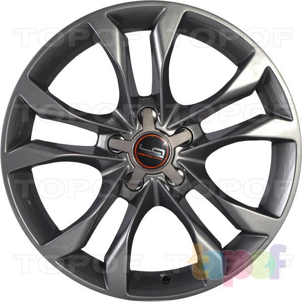 Колесные диски Replica LegeArtis A35. Цвет GM