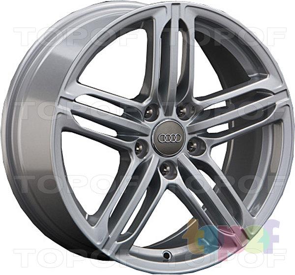 Колесные диски Replica LegeArtis A36. Цвет Silver