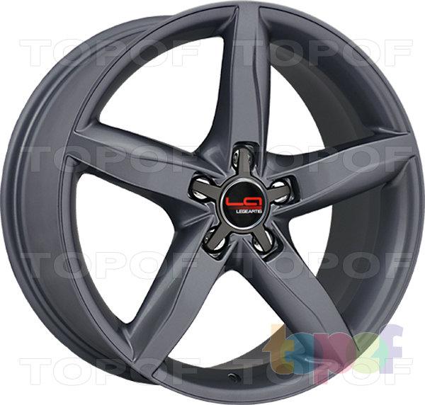 Колесные диски Replica LegeArtis A37. Цвет GM
